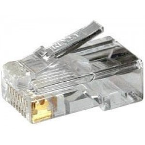 Conector RJ-45 Cat.5e flexible